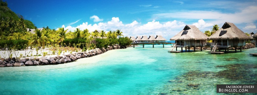 Bora Bora Facebook Cover