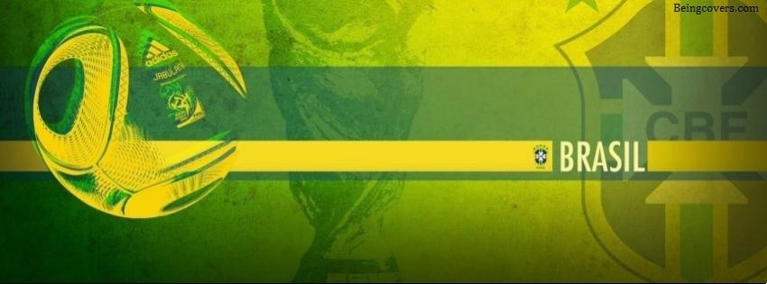 Brasil Facebook Cover