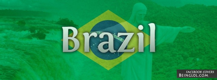 Brazil Flag Facebook Cover