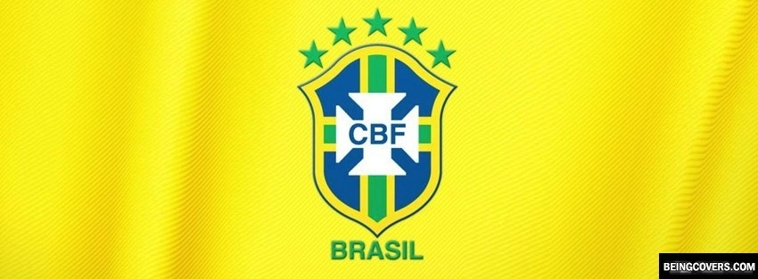 Brazil National Team Jersey Facebook Cover