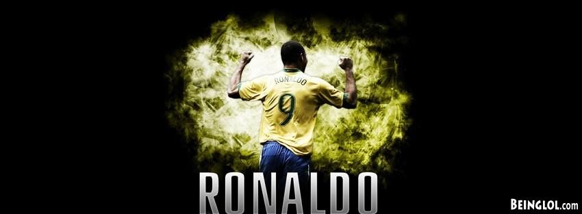 Brazil Ronaldo Facebook Cover