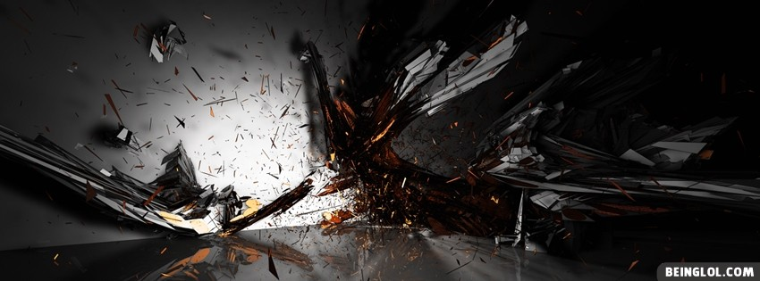 Broken Facebook Cover