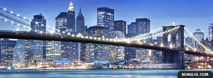 Brooklyn Bridge Facebook Cover
