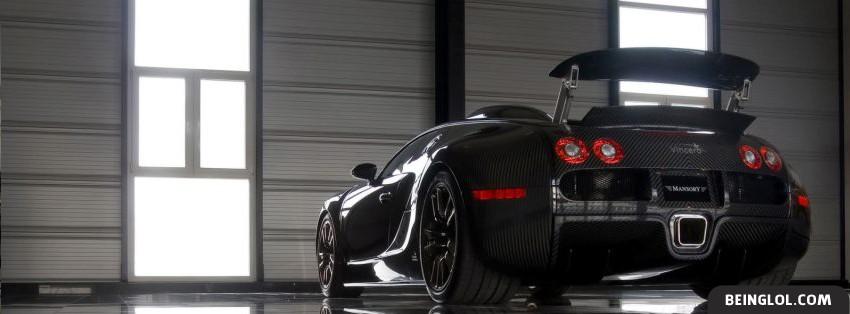Bugatti Veyron Mansory Linea Vincero Cover