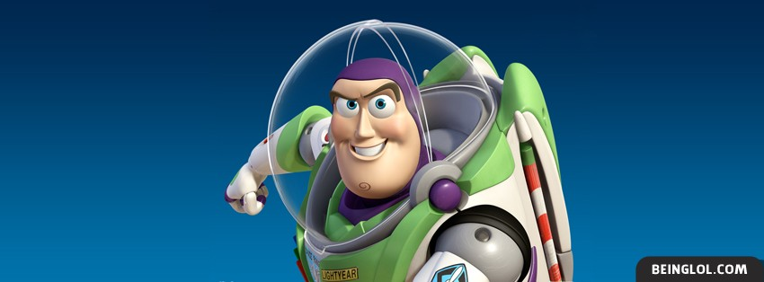Buzz Lightyear Facebook Cover