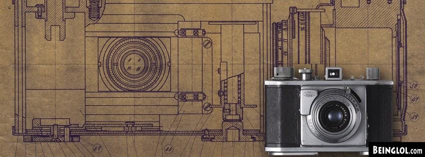 Camera Diagram Facebook Cover