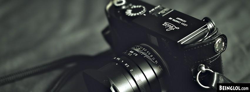 Camera Facebook Cover