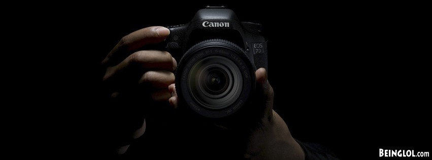 Canon Camera Facebook Cover