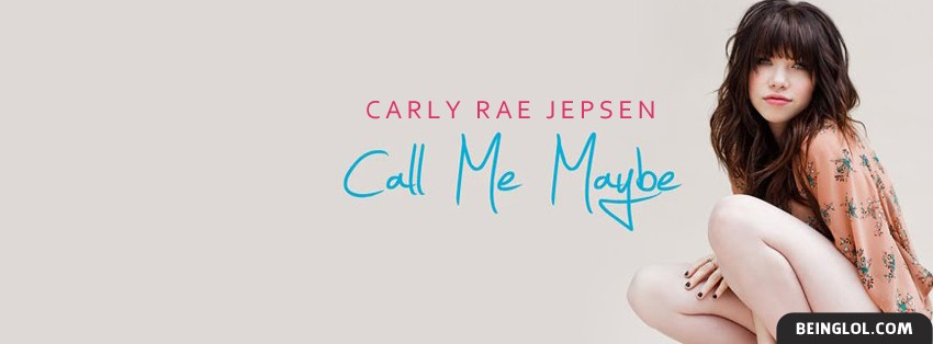 Carly Rae Jepsen Facebook Cover