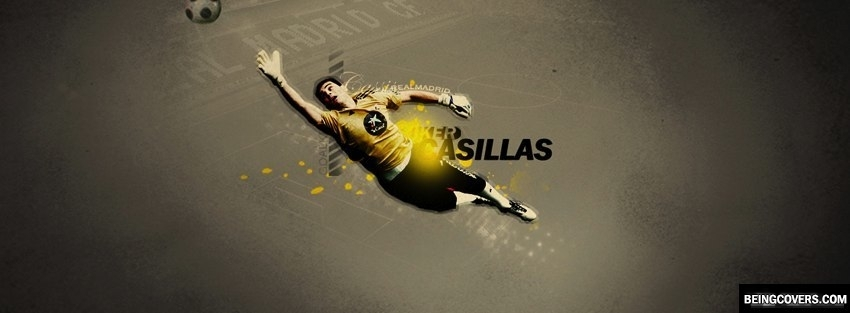 Casillas Spain Facebook Cover