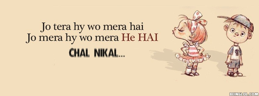 Chal Nikal Facebook Cover