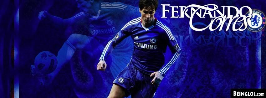 Chelsea Fc Fernando Torres Cover