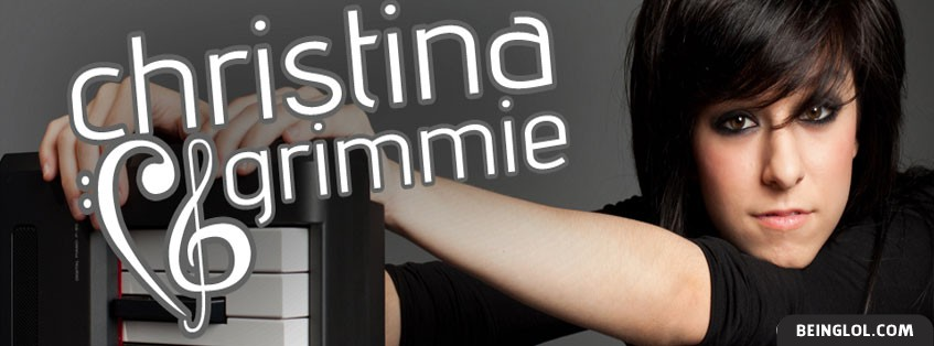 Christina Grimmie Facebook Cover