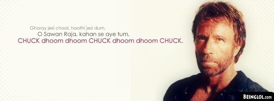 Chuck Doom Chuck Doom Facebook Cover