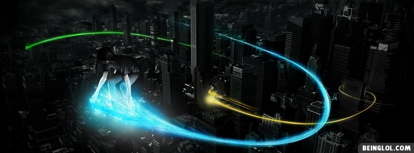 City Lights Facebook Cover