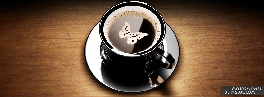 Coffee Art Facebook Cover