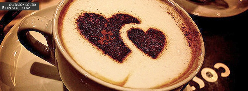 Coffee Love Facebook Cover