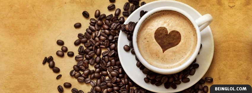 Coffee Lover Facebook Cover