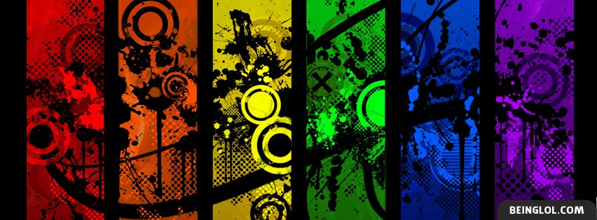 Colorful panels Cover