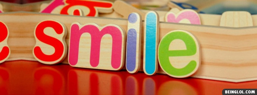 Colorful Smile Facebook Cover