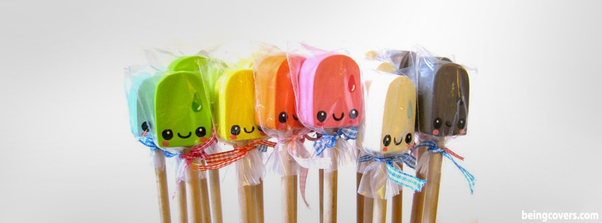 Colorful Pops Facebook Cover