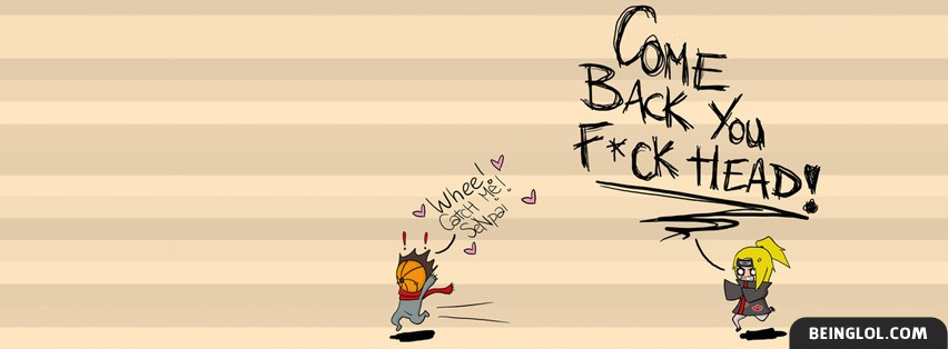Come Back Facebook Cover
