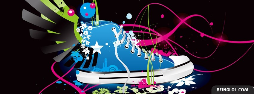 Converse All Stars Facebook Cover