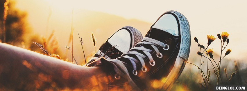 Converse Shoes Photography Facebook Cover