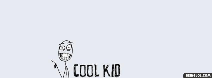 Cool Kid Facebook Cover