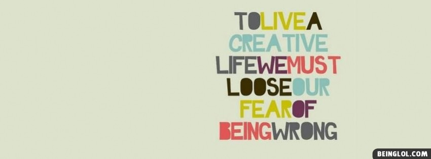 Creative Life Facebook Cover