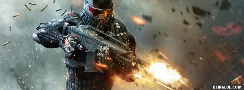 Crysis 2 Facebook Cover