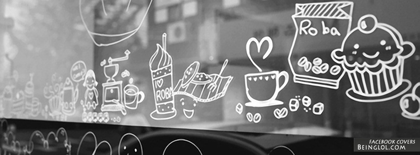 Cute Doodles Facebook Cover