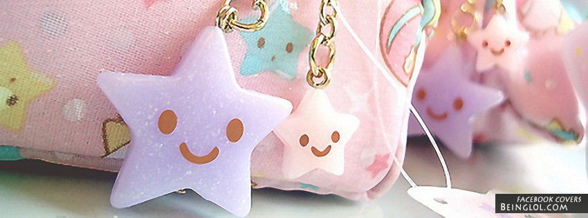 Cute Little Stars Facebook Cover