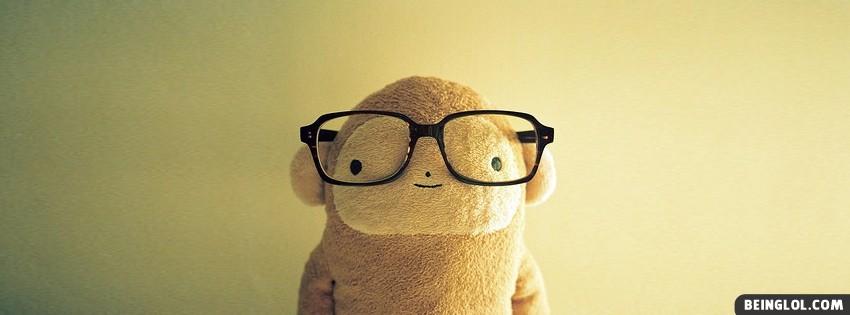 Cute Nerdy Teddy Cover