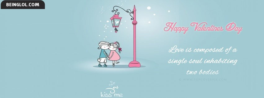 Cute Valentines Day Facebook Cover