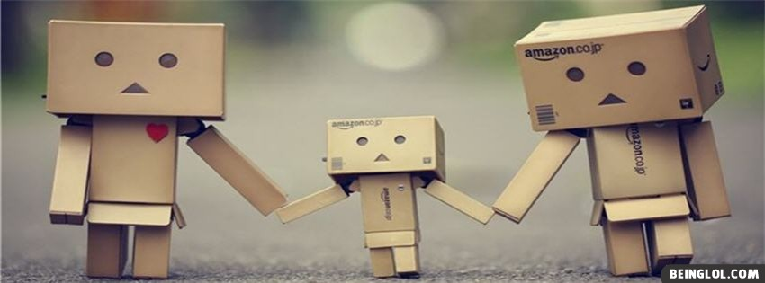 Danbo Family Facebook Cover