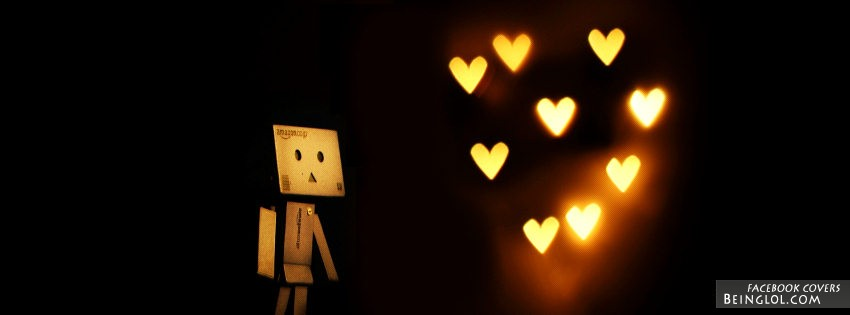Danbo Love Facebook Cover
