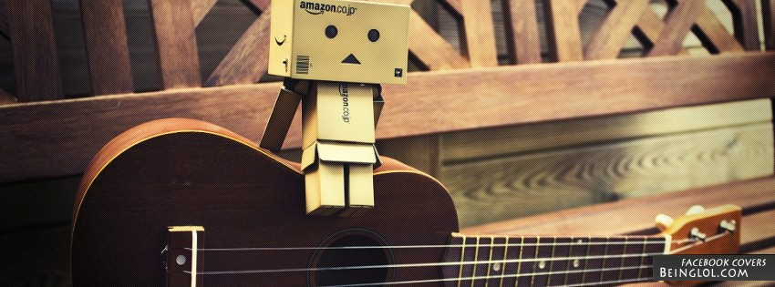 Danbo Facebook Cover