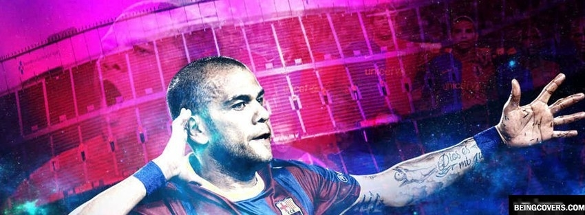 Daniel Alves fcb Cover