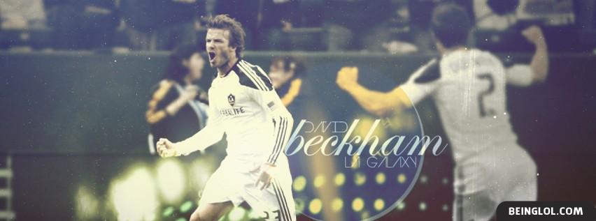 David Beckham Cover