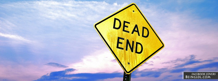 Dead End Facebook Cover
