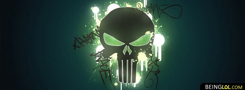 Deadly Skull Facebook Cover
