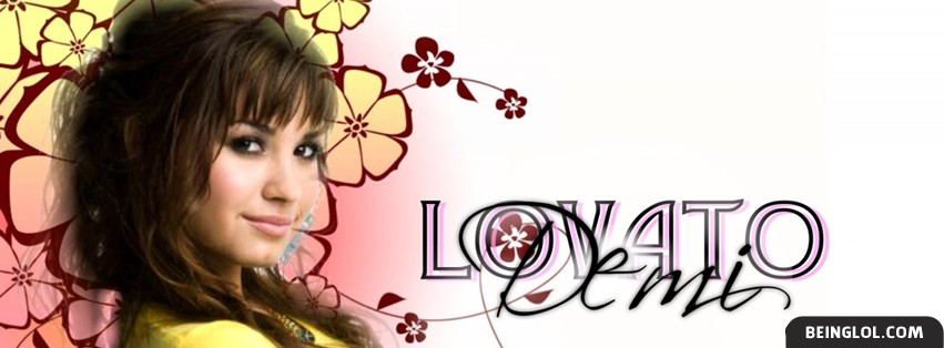 Demi Lovato 2 Facebook Cover