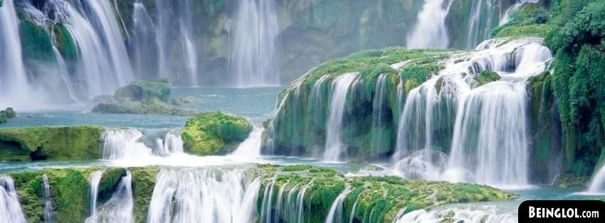 Detian Ban Gioc Falls Facebook Cover