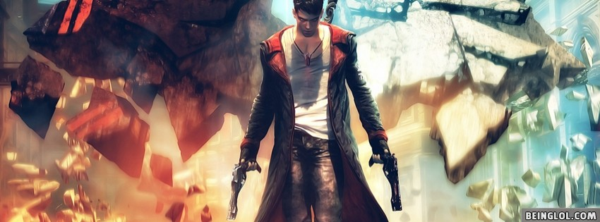 Devil May Cry Facebook Cover