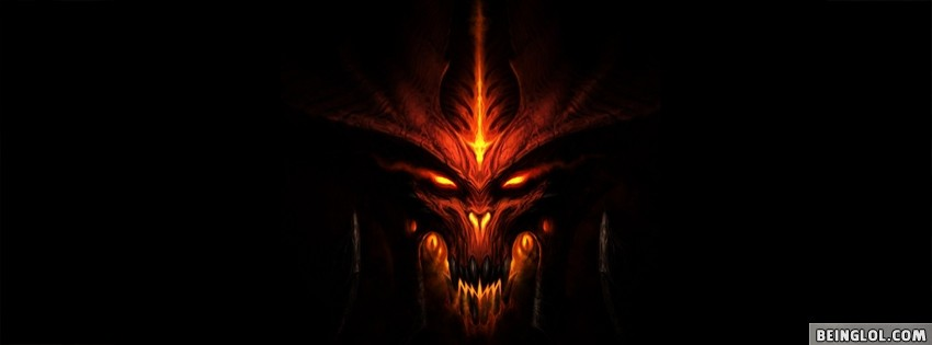 Diablo Three Facebook Cover