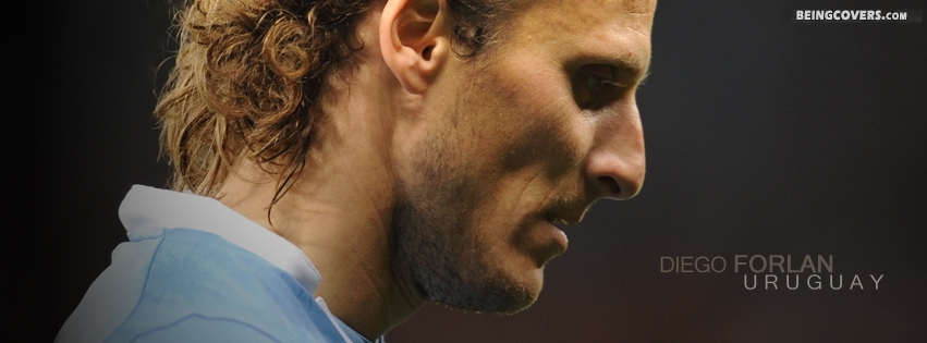 Diego Forlan Facebook Cover