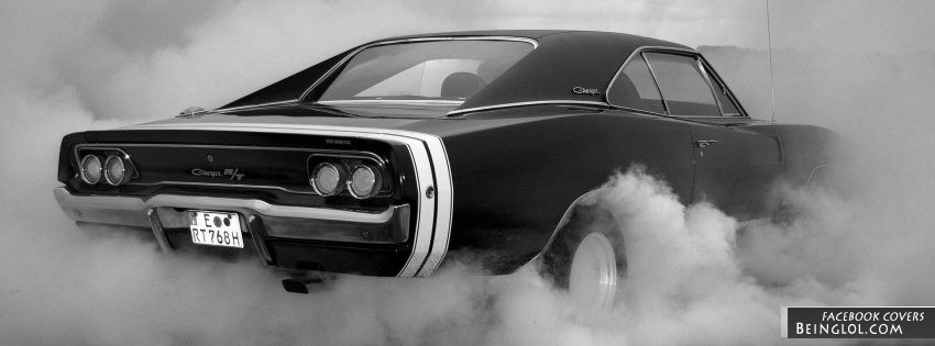 Dodge Charger Rt Facebook Cover