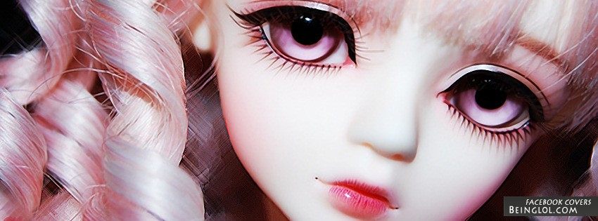 Doll Face Facebook Cover