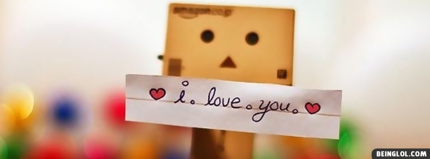 Domo Love You Facebook Cover